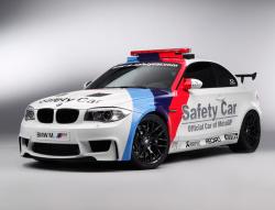 BMW1 M Coupe - nowy szeryf w MotoGP 01